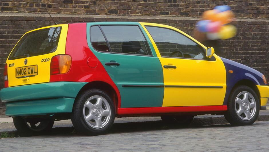 Dette sier fargen på bilen din om deg som person