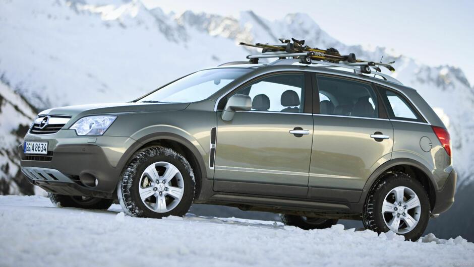 Modish Denne fiaskoen kostet Opel dyrt CP-45