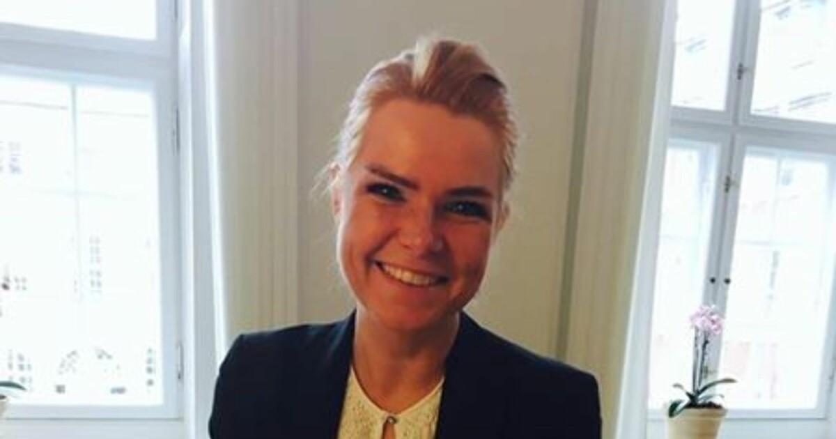 Dansk minister feiret asyl-innstramming med kake