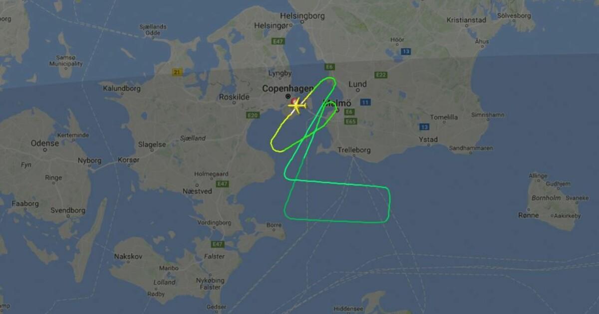 Norwegian-fly på vei til Bangkok måtte snu