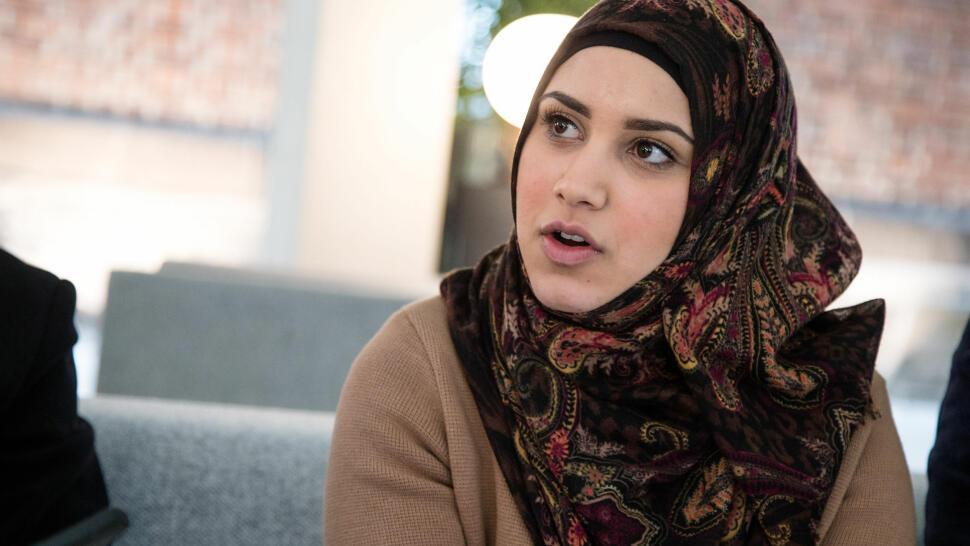 cfded5a5 KLAGEREKORD: NRK-programmet «Faten tar valget» med Faten Mahdi Al-Hussaini