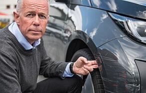 Arne Voll er kommunikasjonssjef i Gjensidige. Han venter travle dager nå.