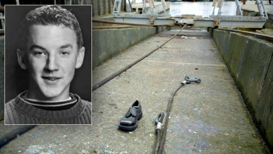 år gamle er skoen sporet Denne Bjarne det etter 17 eneste at txsQrdCh