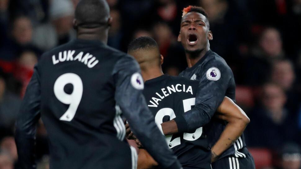 d8697e77 Sammendrag: Arsenal - Manchester United 1-3