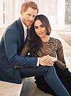 Prince Harry & Meghan Markle Engagement Photoshoot