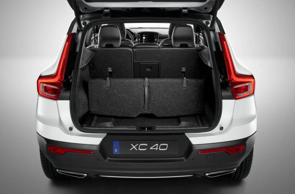 test volvo xc40 her ligger det an til en ny suksess for volvo. Black Bedroom Furniture Sets. Home Design Ideas
