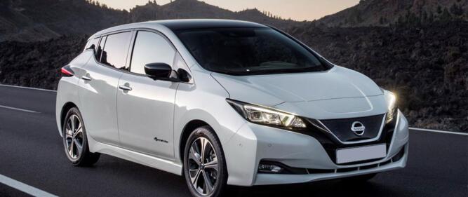 Andre generasjon av Nissan Leaf er allerede på norske veier..