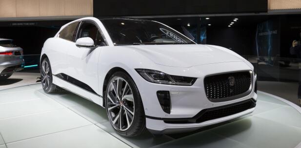 Jaguar kommer til å sette en solid salgsrekord i Norge, med sin første elektriske bil: I-Pace.