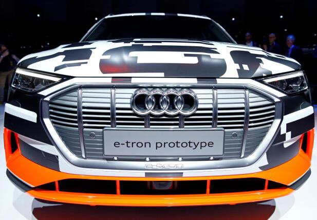 e-Tron blir starten på litt av en elbil-offensiv fra Audi.