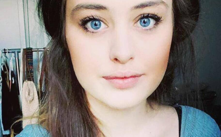 e27e50ff HADDE EN HEMMELIGEHT: Malin Kristine Freitag turte ikke å fortelle noen om  at hun var