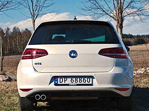 I fjor var Golf GTE den tredje mest solgte ladbare hybriden i Norge.