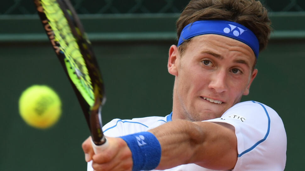 067c548e AVANSERTE: Casper Ruud er klar for andre runde i ATP Challenger-turneringen  i Sevilla