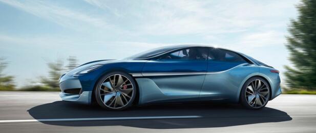 Dette er foreløpig siste nytt fra Borgward, konseptbilen Isabella Concept. Den tyder på at de har planer om å gjenopplive en legendarisk modell.